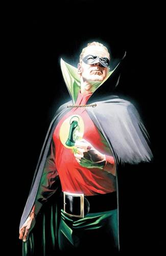 Alan Scott es el primer Green Lantern