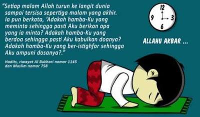 Amalan Tidur Rasulullah Setiap Hari, Uswatun Hasanah