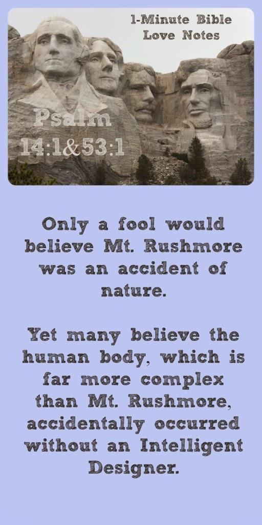 Creation, Intelligent Design, God created the World