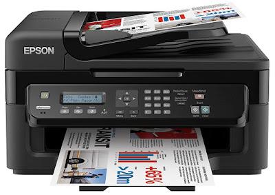 Epson Workforce WF-2520NF Driver Downloads