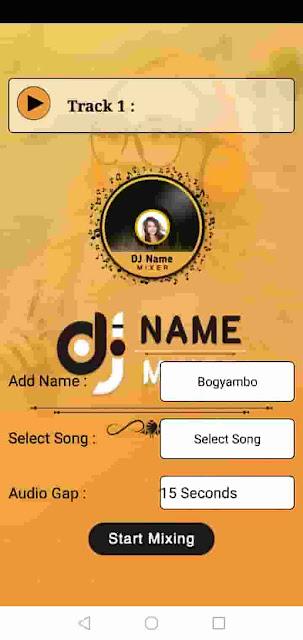 अपने नाम का Dj Song कैसे बनाये