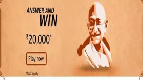 How many times was Mahatma Gandhiji nominated for the Nobel Peace Prize?