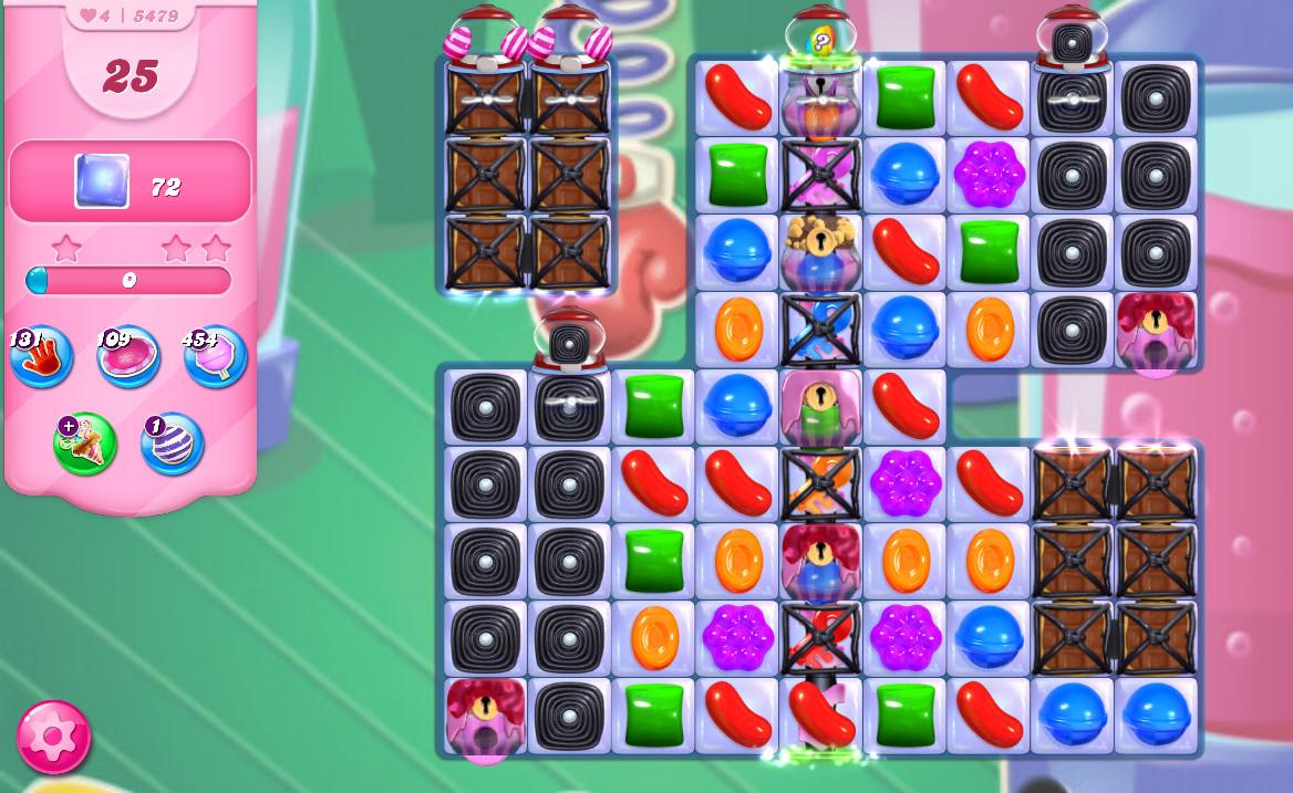 Candy Crush Saga level 5479