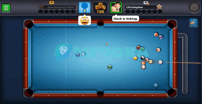 تحميل لعبة بلياردو للكمبيوتر القديمة - 8 ball pool