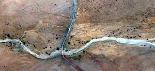 caminos imaginarios, paisajes abstractos de los desiertos de África, Abstracto Naturalismo, abstractos fotografía desiertos de África desde el aire, el surrealismo abstracto, espejismo en el desierto, expresionismo abstracto,