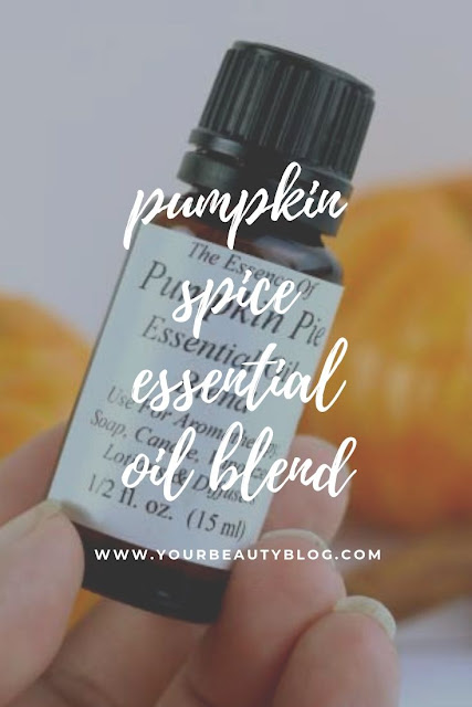 The best pumpkin spice essential oil blend for soap and other DIY bath and body recipes. It's pumpkin spice season! Use this in your essential oil diffuser and everything else. This fall essential oil blends is great for DIY bath and body products and other recipes you can make at home. #pumpkinspice #essentialoils