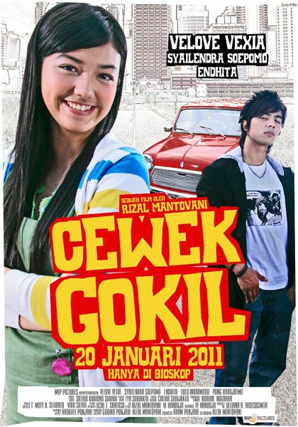 Cewek Gokil (2011) DVDRip