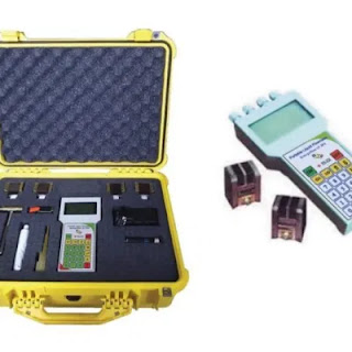Portable Ultrasonic Liquid Flow Meter LF-2P2 Energoflow