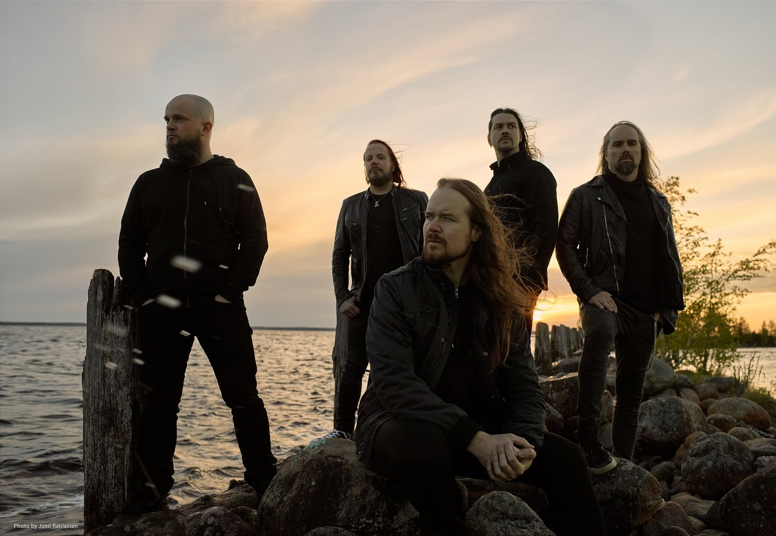Insomnium photo band