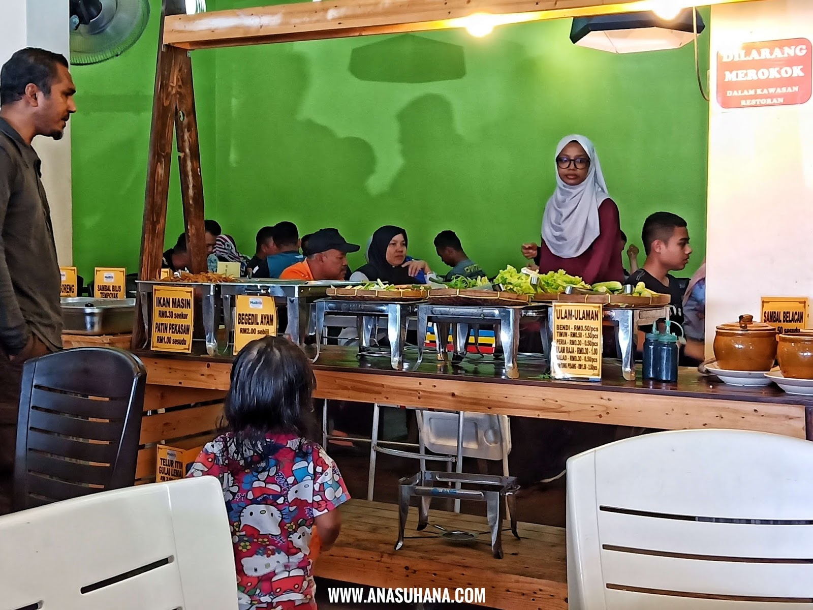 Lunch Patin Gulai Tempoyak Di MABIQ 2 Kuantan