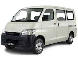 Daihatsu Granmax Minibus Palembang
