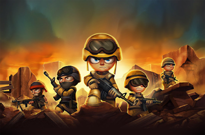Game Offline Android Action Terbaik Tiny Troopers 2: Special Ops