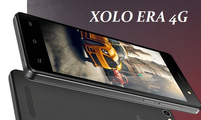 XOLO ERA 4G Price and Specification