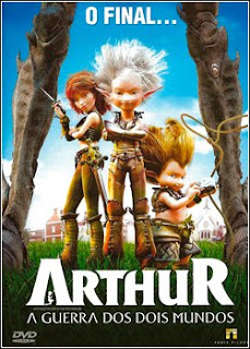 Arthur 3 : A Guerra dos Dois Mundos Dublado