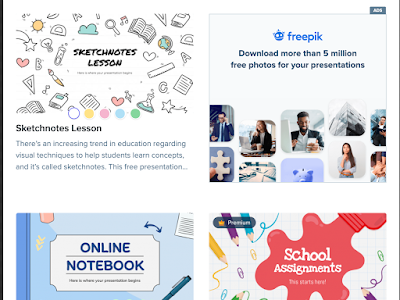 Pre-made Google Slides and PowerPoint Templates for Teachers