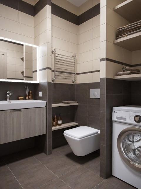 Bathroom Wall Tiles Design Ideas For Small Bathrooms