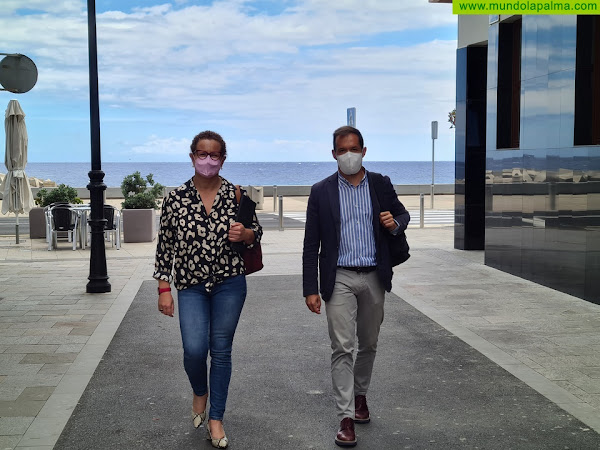 Zapata propondrá a Nieves Hernández como secretaria general del PP de La Palma