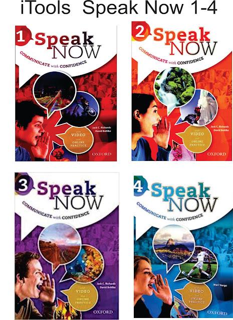 Speak Now 1 - 4  ( SB WB Audio)