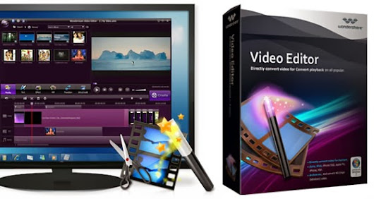 Giveaway 10 Lifetime Codes of Wondershare Video Editor