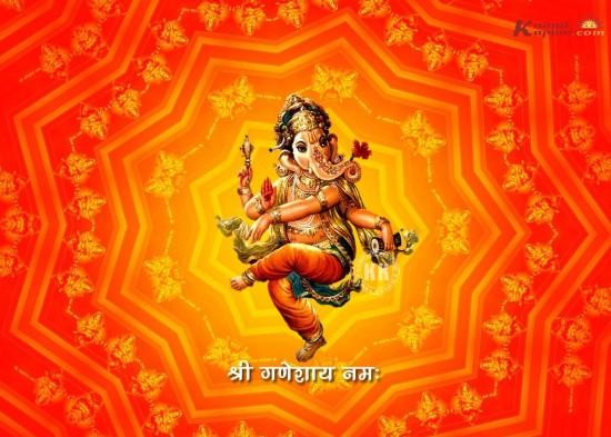 Lord Ganesha High Resolution Wallpaper