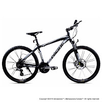 26 Inch Pacific Esplendid 8.0 24 Speed Shimano Mountain Bike