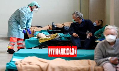 أخبار العالم: استمرار ارتفاع حالات التعافي وتراجع الوفيات من فيروس كورونا المستجد covid-19 corona virus كوفيد-19  بإيطاليا italie