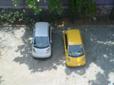 Me, My Tata Nano and fun with Carconnect.in