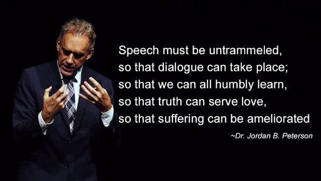Jordan Peterson quotes speech