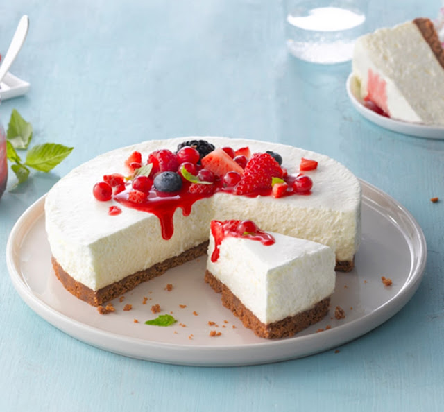 How to make cheesecake without oven