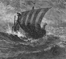 Vikings in Port Glasgow?