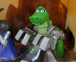 toy story buddy pack that time forgot rex