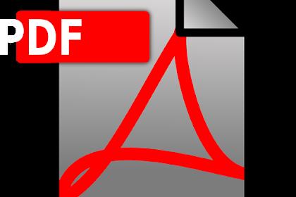 Cara Membuat File PDF dari .doc Microsoft Word Lengkap