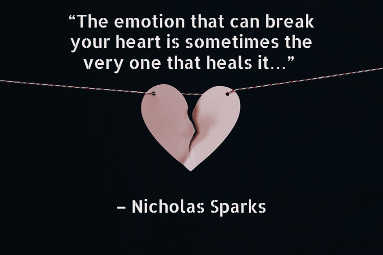 Top 50 Broken Heart Quotes and Heart Touching Saying