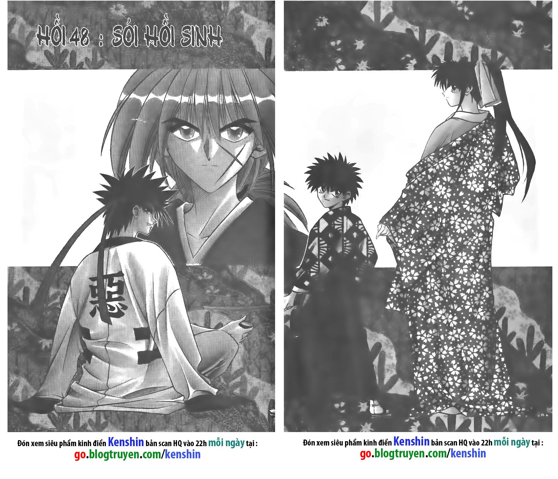 Rurouni Kenshin chap 48 trang 3