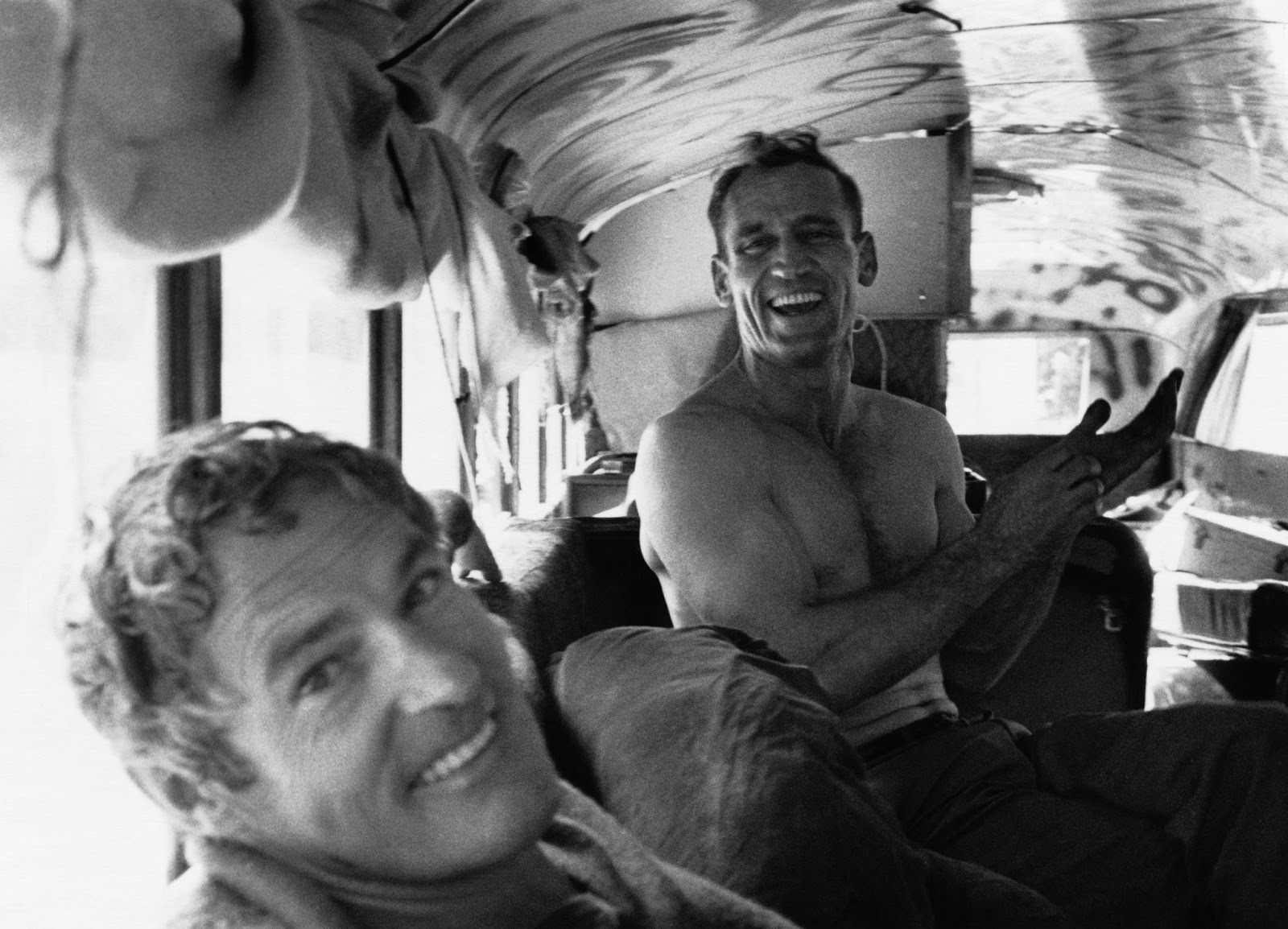 All this is that ken kesey neal cassady on the merry prankster bus furthur with dr timothy leary m4hsunfo