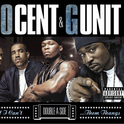 G-Unit - If I Can't / Poppin' Them Thangs - EP Cover