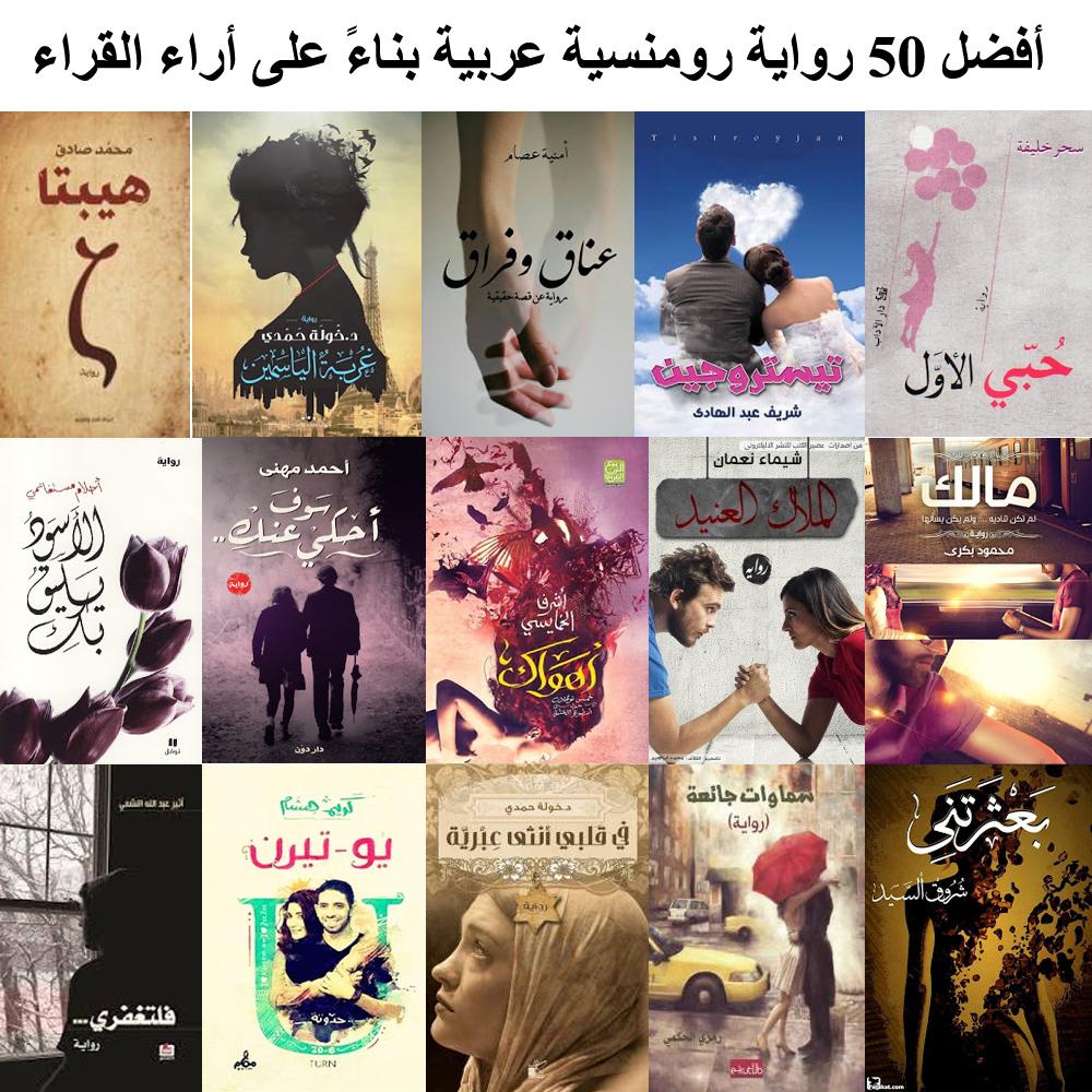 روايات عربية للتحميل pdf