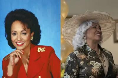 Daphne Maxwell Reid - la segunda tía Viv