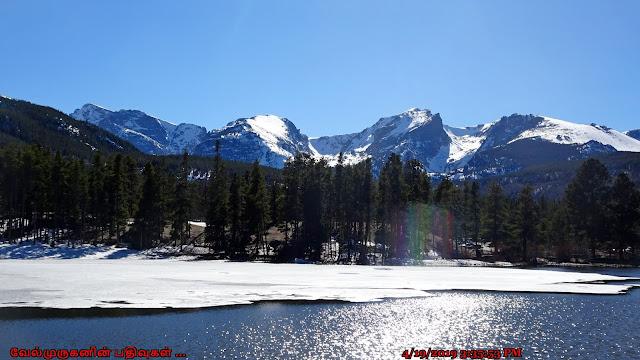 Colorado Continental Divide Rocky Mt
