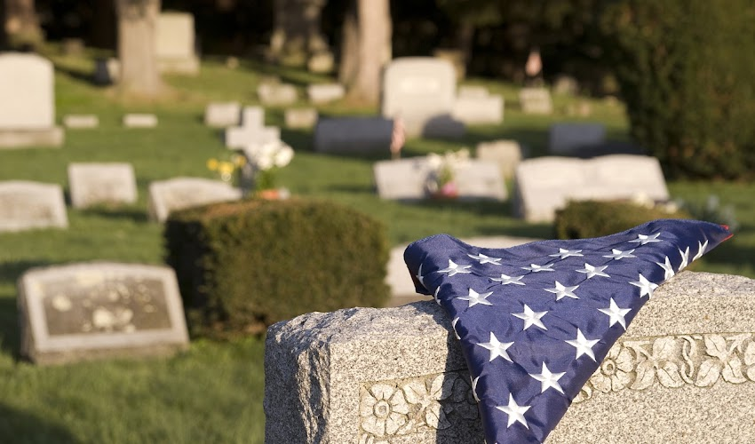 Paying Your Final Respects to a Veteran in the Family