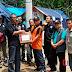 Sekar Perhutani DPW Jabar dan Banten Gelar Aksi Peduli Korban Bencana di Bogor