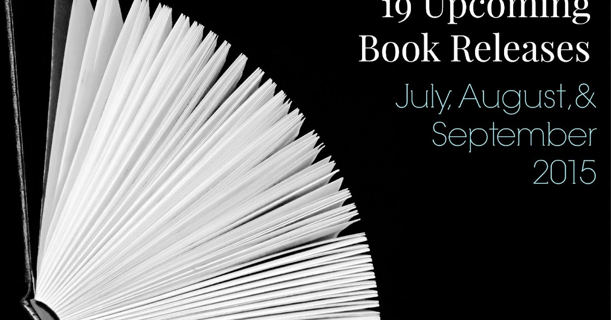 Jactionary 19 Upcoming Book Releases July August