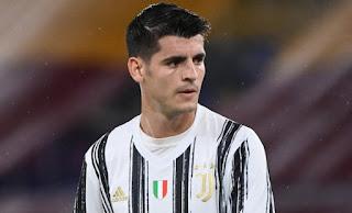 Morata Agent confirms his client pushed hard to make Juventus return