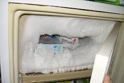 Tips Jitu Membersihkan Bunga Es yang Membandel dalam Freezer. Bu, Jangan Dipelihara dong