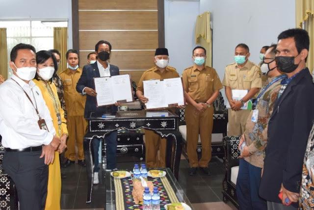 PT Hot Planet Indonesia dukung pembangunan wisata Lombok Timur