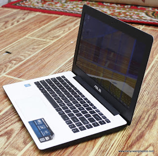 Jual Laptop Asus X453M Intel Celeron - Banyuwangi