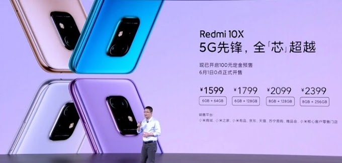Redmi 10X Pro features in hindi