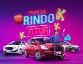 Cadastrar Promoção Tô Rindo à Toa Cartão Bradesco Visa - 3 Carros Tudo Pago 1 Ano