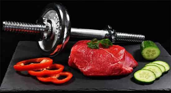 الوجبات الصحية في برنامج الرياضة البدنية