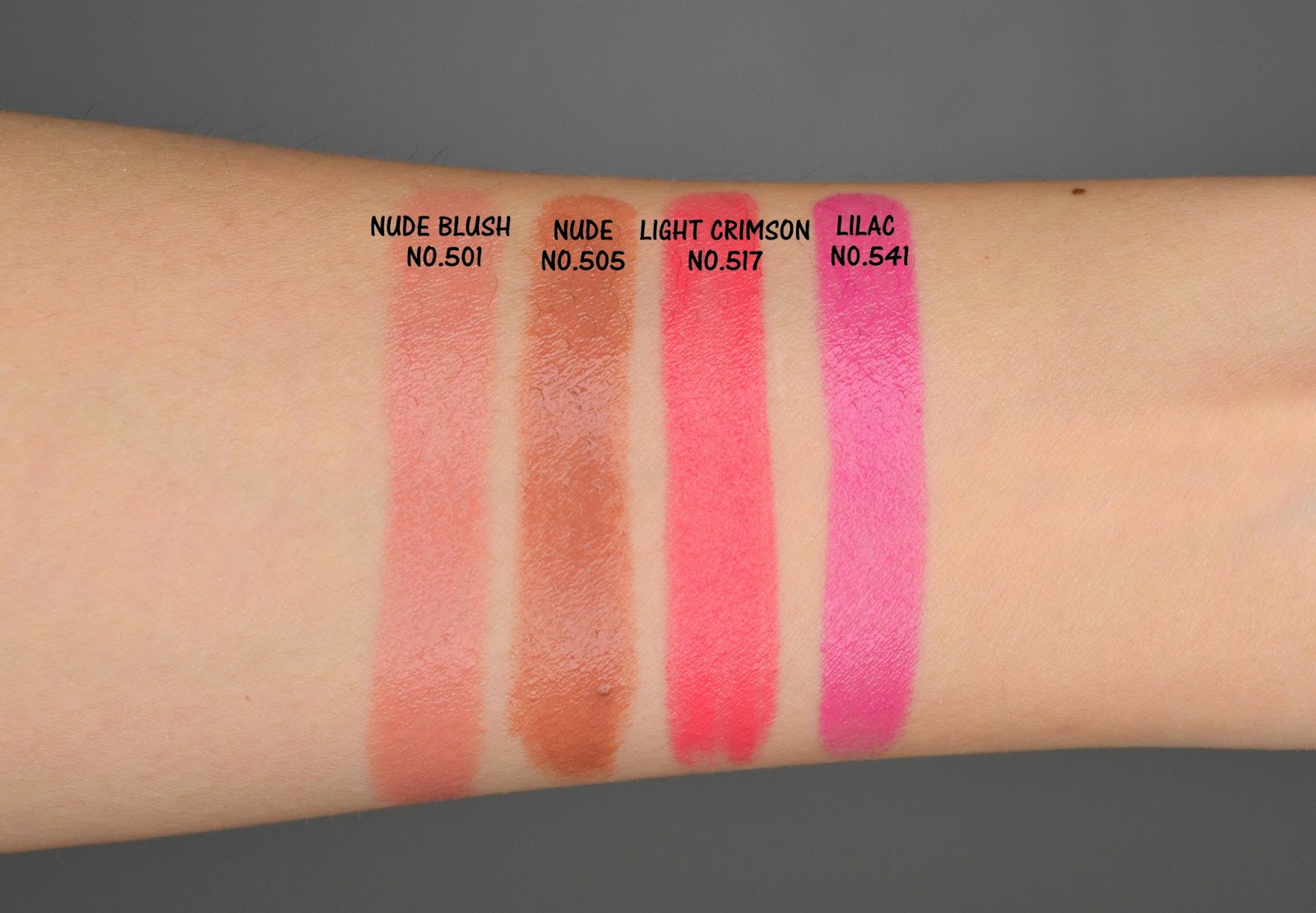MAKEUP | Burberry Full Kisses Lipsticks with Lip Swatches ...